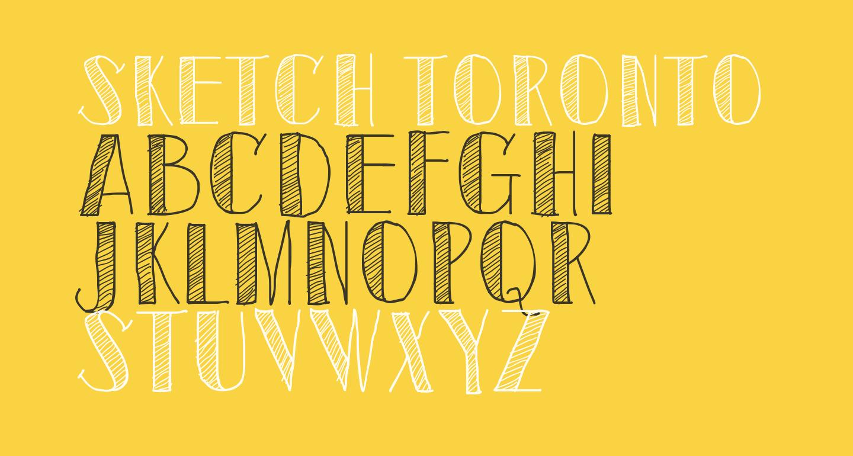 Sketch Toronto