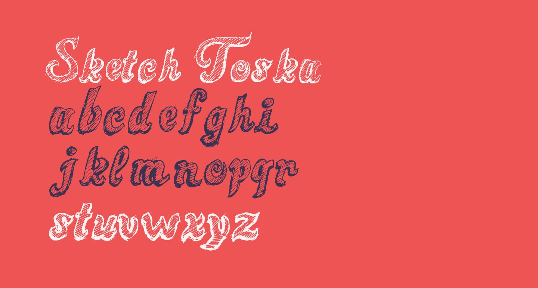 Sketch Toska