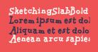 SketchingSlabBold