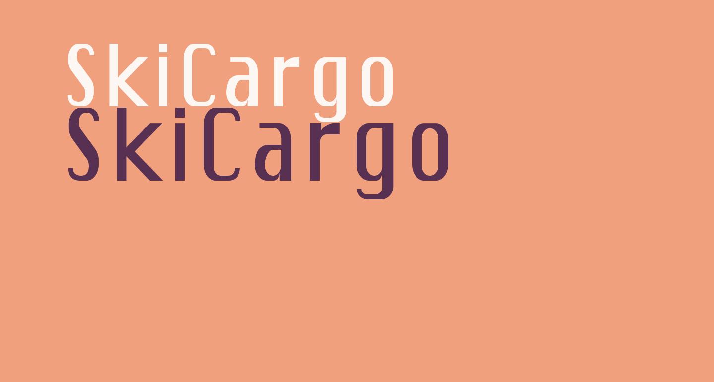 SkiCargo