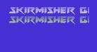 Skirmisher Gradient