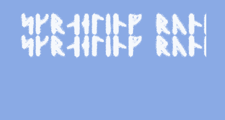Skraeling Runic