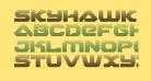 Skyhawk Scanlines