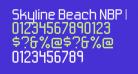 Skyline Beach NBP Regular