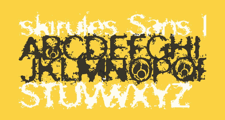 skirules-Sans Expanded Medium