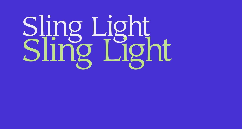 Sling Light
