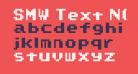 SMW Text NC