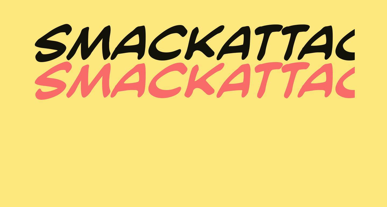 SmackAttack BB Bold