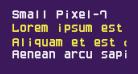 Small Pixel-7