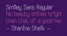 Smiley Sans Regular