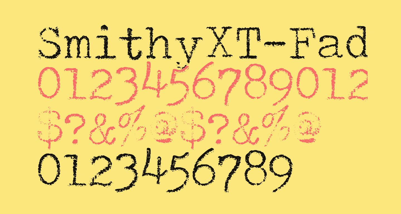 SmithyXT-Faded