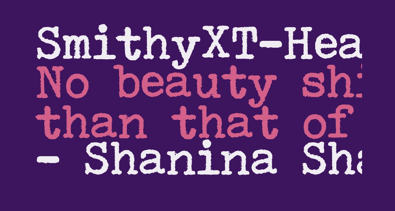 SmithyXT-Heavy