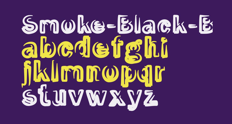 Smoke-Black-Black