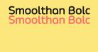Smoolthan Bold