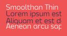 Smoolthan Thin