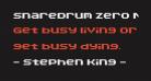 SnareDrum Zero NBP