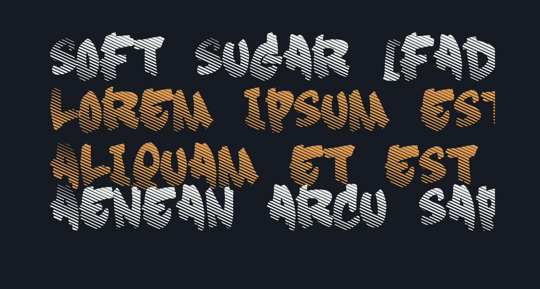 Soft Sugar [fade]