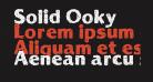 Solid Ooky