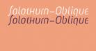 Solothurn-Oblique