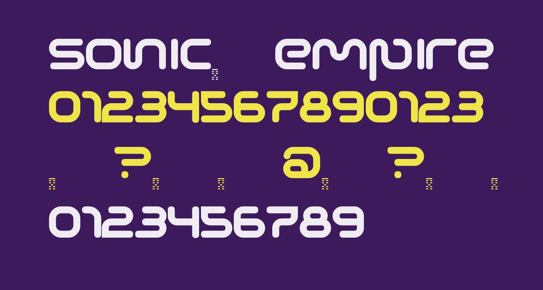 Sonic-Empire