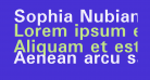 Sophia Nubian Bold