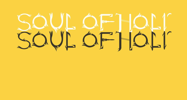 Soul Of Holitter Alternative