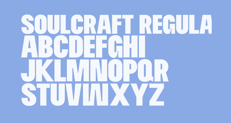 Soulcraft Regular