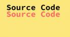 Source Code Pro Bold