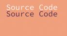 Source Code Pro Regular