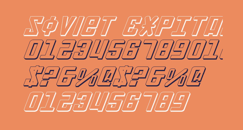 Soviet ExpItal 3D