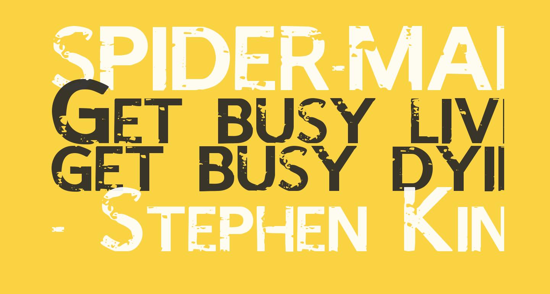 SPIDER-MAN:ECLIPSE