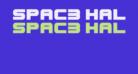 Spac3 halftone