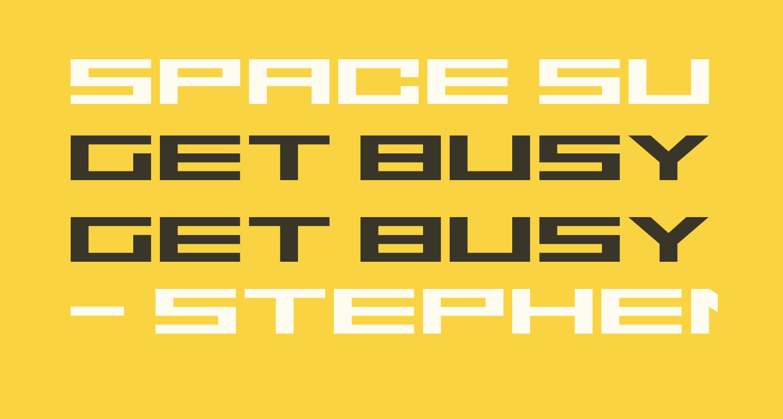 Space Superstars
