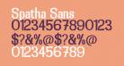 Spatha Sans