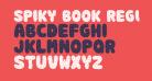 Spiky Book Regular
