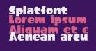 Splatfont