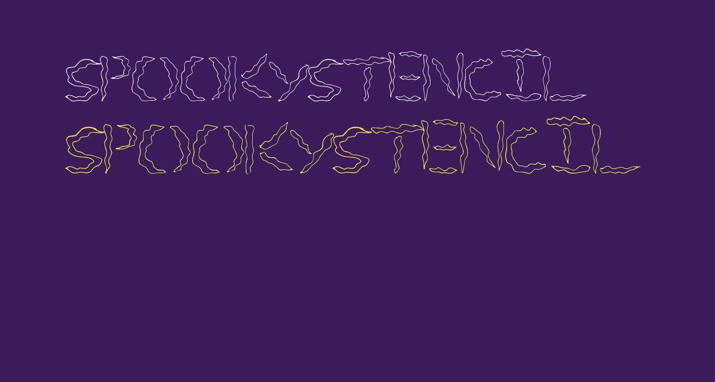 SpookyStencil