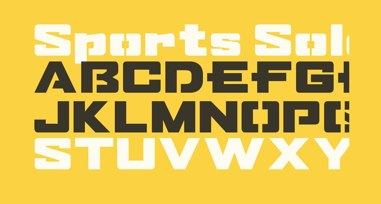 Sports Soldier Field Custom