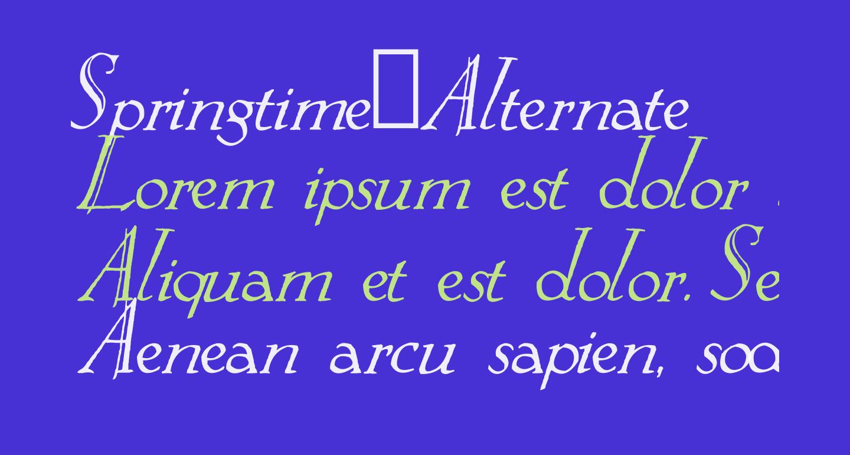 Springtime_Alternate
