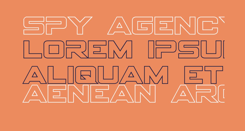 Spy Agency Outline