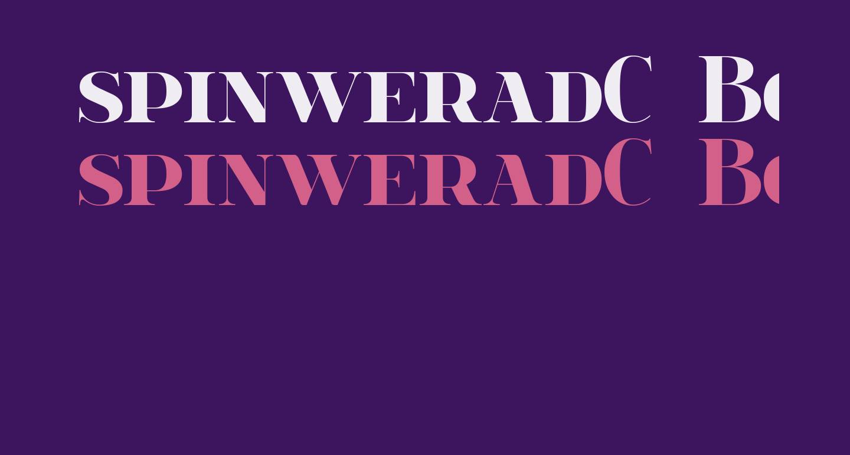 spinweradC Bold