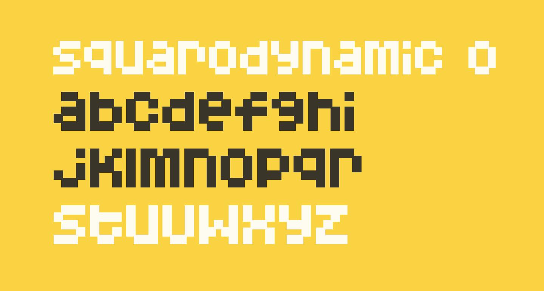 Squarodynamic 04
