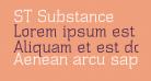 ST Substance
