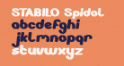 STABILO Spidol
