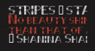 STRIPES & STARS Normal