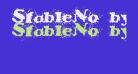 StableNo  by veredgf