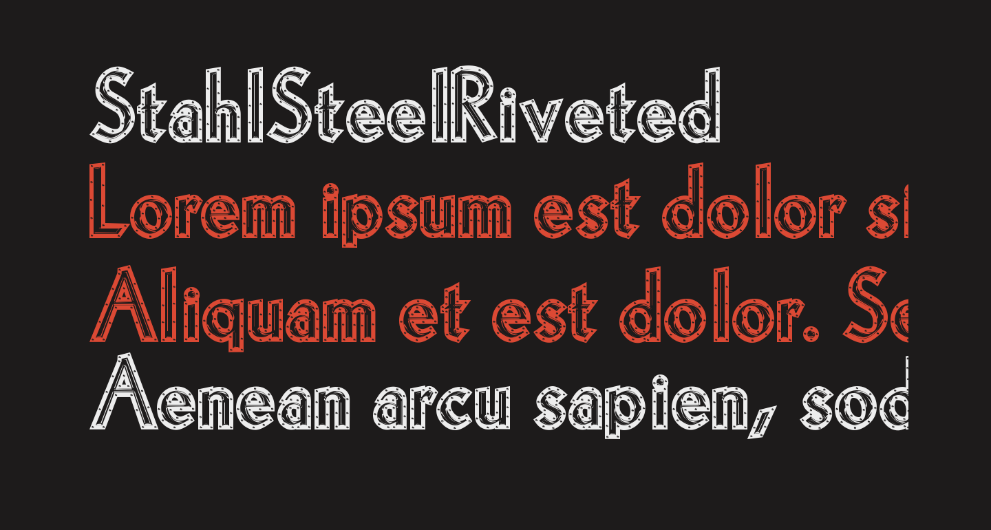 StahlSteelRiveted