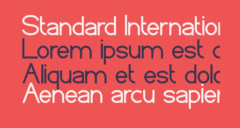 Standard International