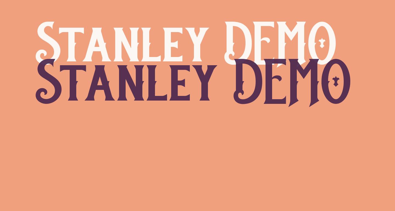 Stanley DEMO