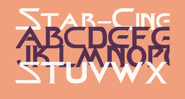 Star-Cine